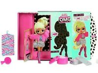 LoL Surprise BAMBOLA OMG QUEEN LADY DIVA DOLL BOYS SPARKLE POP BUBBLY GLAMPER