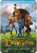 Chasseurs de dragons (Boitier métal) DVD NEUF SOUS BLISTER