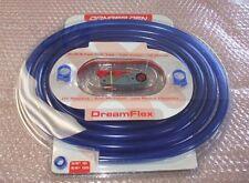 "Danger Den DreamFlex 3/8"" ID - 5/8"" OD UV Blue PVC Tubing Kit + Clamps & Cutter"