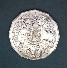 1996 50 cent coin Coat of Arms UNC ex mint set