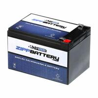 Replacement for ZB-12-15 Battery T2 Terminals Rechargeable 12V 15AH Sealed Lead Acid SLA