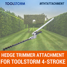 Hedge Trimmer Attachment for TOOLSTORM 4-STROKE Multi Tool Brush cutter ChainSaw