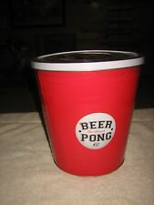 NEW THE ULTIMATE BEER PING PONG KIT FUND GAME COLLEGE PARTY BIRTHDAY PARTY ETC..