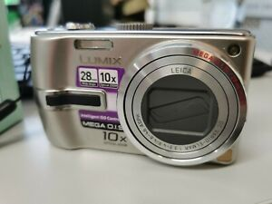 Panasonic Tz2 dmc-tz2 good condition and working order with charger and battery
