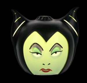 Disney Villains Halloween Malificent Pumpkin Mini Light Up