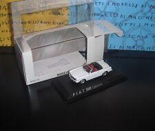 1/43 NOREV Fiat 1500 cabriolet 1963 spider cabrio bianco white weiss blanc