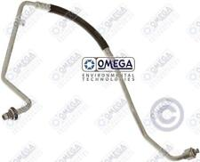 Omega A/C Liquid Line Fits: F-Series 5.4L / 6.8L / 7.3L (See Chart)