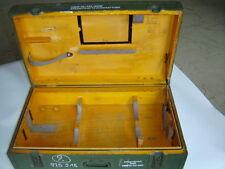 Transportkiste BW Holz Transportbox abschließbar Holzkiste Aufbewahrungskiste