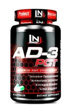 AD-3 PCT by LeCheek Nutrition. Testosterone Booster + PCT Supplement. Nutrition