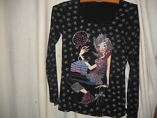 T SHIRT ML TAILLE 34