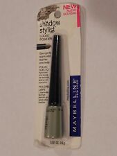 Maybelline Shadow Stylist Loose Powder 635 Opulent Green
