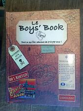 Le boys' book Tout ce qu'ils adorent de 7 à 77 ans