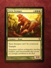Terra Stomper.  ZENDIKAR  VO -  MTG Magic (NM)