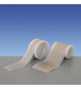 1 Rolle Silikon-Pflaster Rollenpflaster sensitiv, latexfrei - versch. Größen