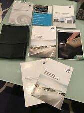 2019 VW Jetta GLI Full Owners Manual Volkswagen With Factory Case