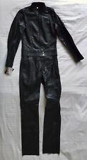 """Leatherotics Ledercatsuit Overall 26"""" Gr.XS - Leder Schwarz Jumpsuit"""