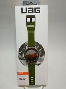 Urban Armor Gear UAG Scout Watch Straps Olive for  Galaxy Watch 46/45mm & more