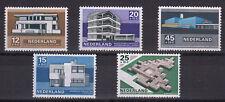 OLANDA NEDERLAND 1969 Beneficenza Architettura 5 val MNH** Unificato 888-92