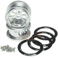 Xtra Speed 2.2 Inch Aluminum 8-spoke Bead Lock Wheel Axial Wraith #XS-AW230031