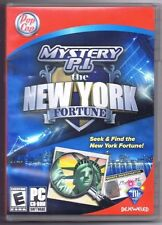 Mystery P.I.: The New York Fortune (PC, 2008, Pop Cap Games)