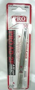 NT Cutter Pro Series AD-2P Stainless Steel Graphic Knife Japan Free shipping