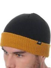 Chapeaux noir en acrylique VANS pour homme