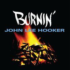 JOHN LEE HOOKER - BURNIN'   CD NEUF