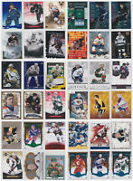 Insert Parallel SP Numbered Cards Choose From List Artifacts Limited Proof NHL