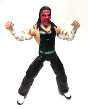 "WWE TNA WWF Wrestling FULL MAKE UP JEFF HARDY superposeable 6"" figure RARE"