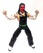 "WWE TNA WWF WRESTLING COMPLETO Make Up JEFF HARDY superposeable 6"" Figura RARA"