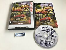 RollerCoaster Tycoon 2 Time Twister - Extension - PC - FR - Avec Notice