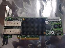 Fibre Channel 8GFC de doble puerto PCI-E x8 IBM 10N9824 Emulex LPE12002