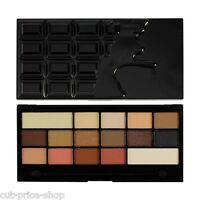 I Heart Makeup Revolution Eyeshadow palette Chocolate Vice