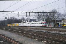 N811 - Dia slide 35mm original Nederlandse spoorwegen Holland NS, alte DE3
