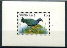 Surinam 1985 SG#MS1253 Birds MH M/S #D86480
