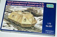 leichter Panzertriebwagen Drasine UM-Model 1/72