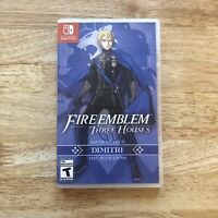 Fire Emblem: Three Houses (Nintendo Switch, 2019) w/ Custom Case Of Your Choice