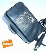 POWER PAX AC ADAPTER SW4299 12V 1.5A UK PLUG