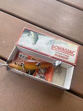 vintage heddon antique Fishing lure in the original box! Excellent +