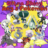 Any 8 Custom Pokemon ✨SHINY✨ POKEMON SWORD SHIELD - The Crown Tundra | DLC Fast