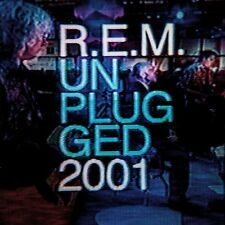 R.E.M. - MTV UNPLUGGED 2001 2 VINYL LP NEU