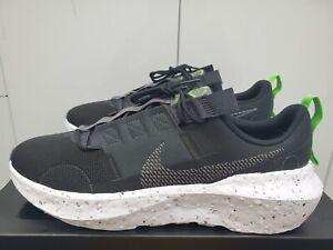 Nike Crater Impact Black Off Noir - Black/Off Noir/Dark Grey/Iron Grey - Size 12