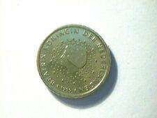 Pièces euro Année 1999 50 Cent