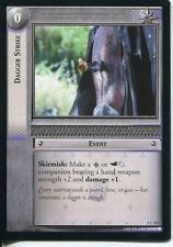 Lord Of The Rings CCG FotR Card 1.C102 Dagger Strike