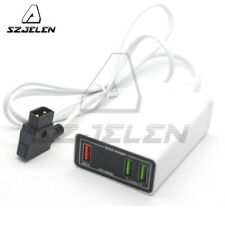 D-Tap To 5V USB Adapter Camera Battery DTAP Fast Charging USB Power Cord