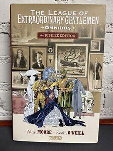 THE LEAGUE OF EXTRAORDINARY GENTLEMEN Omnibus - Jubilee Edition OOP Alan Moore