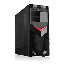 DYNAMODE LOCKSTOCK GC371 ENTRY LEVEL GAMING CASE USB 3.0 mATX HOME & OFFICE