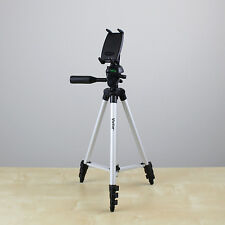 "50"" Tripod with 1/4""-20 Screw Mount Holder for iPhone 5 4 4s 3gs 3g Smartphone"