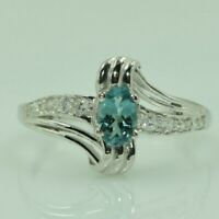 Natural Tourmaline Ring 925 silver Engagement ,Promise,Statement, solitaire Ring