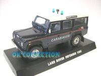 1:43 Carabinieri / Police - LAND ROVER DEFENDER 110 PASSO LUNGO - 1995 (89)